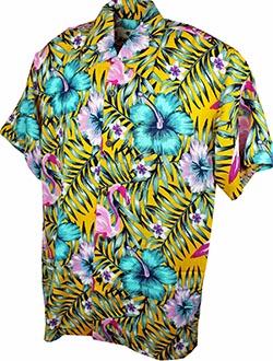 7f8e6e2cf Hawaiian Shirts - Medium Size by Karmakula