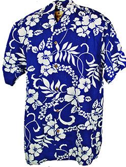 23038e12e Hawaiian Shirt Waikiki Dark Red · £29.95 · Waikiki Blue
