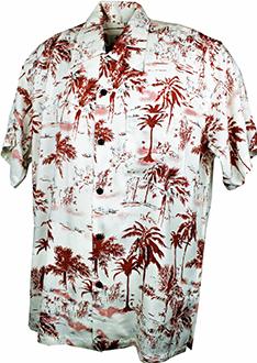 269ea02d Hawaiian Shirts - Medium Size by Karmakula